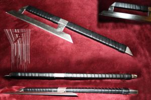 Machete / Axe - Stainless Steel by altsy
