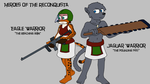 Heroes of the Reconquista by WolfieInu