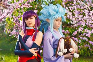 No need for Tenchi! by Ryoko-demon