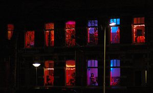 Red light district by Mo6