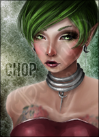 IMVU DP: Chop by MissBlindly