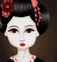 Maiko by ChrisWithATa