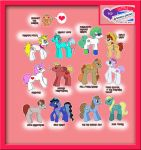 My Little Pony SJ Style by TRALLT