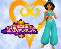Jasmine of Agrabah by ayame133
