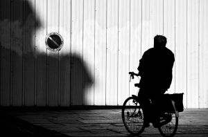 pappy cyclist by cahilus