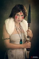 Mononoke Tribute by JenHell66