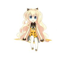 SV01 SeeU-tan :3 by Yuubel