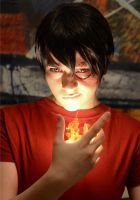 Prince Zuko by Fraulein-Mao