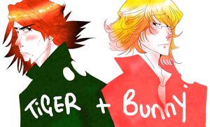 TIGER AND BUNNY by Bippie