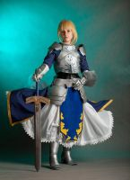 Fate Stay Night : Saber Gift by Shappi