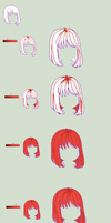 Snazzy Tutorials: Hair by MayaHorigome
