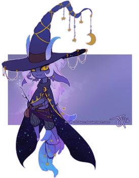 Wander the Witch by b4dly-dr4wn
