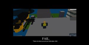 Roblox fail. by YoungsVideos44