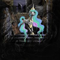 Into The Depths Cover by SilFoe