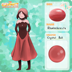 Haven Application- Rhodochrosite by ThunderSpade