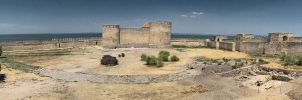 Fortress in Akkerman. by wojtar