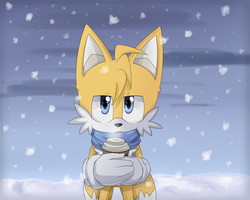 Winter by Akusuru