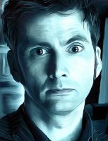 Time Lord In Blue 2 by LicieOIC