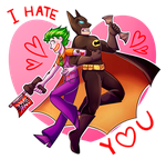 I HATE YOU by Micky-Ann