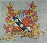 Spencer Coat of Arms by WingsDurus