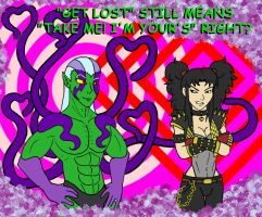 Tentacle Love? by Razmere