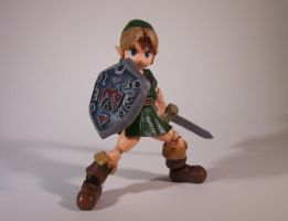 MM Link - Hylian Defence by Lalam24