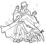 Commissions - Shall We Dance? by WHATiFGirl