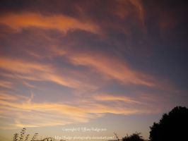 Sky of dancing flames by Fudge-Photography