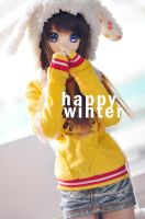 happy winter by MrMVP