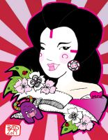 Lady Luck by my-little-native