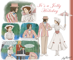 It's a Jolly Holiday by AngelQueen13