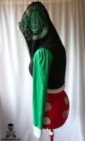 Harry Potter Slytherin Shrug 1 by smarmy-clothes