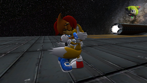 GMOD Sonic X: Please Don't cry, bud Reloaded by Mryayayify