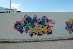 Apes Spain Piece 2 by THISISAPES