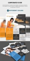 Corporate Flyer by mehrodesigns