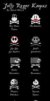 Jolly Roger Koopas by djinnborn