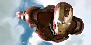 Ironman - Training Exercise by Phiac-Yeu
