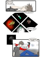 Inexplicably Evil Comic by chrosis