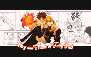 Fairy Tail - Wallpaper by RavenLSD