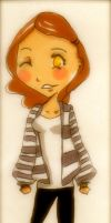 The best time to wear a striped sweater... by JustPlainCharming