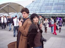 The Tenth Doctor London Expo by Cazza2010