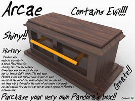 Pandora's Box Ad by pyrohmstr