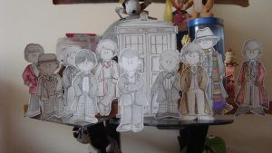 The Ten Doctors by whosname