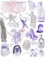 2005 Doodle collection by suthnmeh