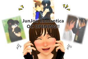 Junjou Romantica OC OPENING [Video] by sophloulou