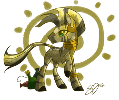 Zecora by Famosity