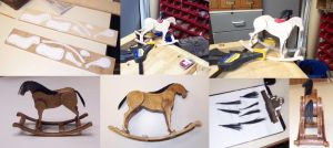 Making A Rocking Horse by NickDClements