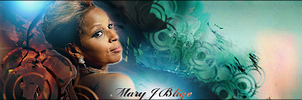 MJB-Mary J Blige by werewolf85