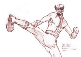 Daily Sketches Batroc the Leaper by fedde