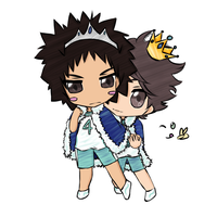 The Grand Queen and his Grand (Trash) King by Rinnu500